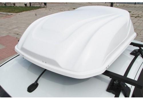 Бокс на крышу YUAGO LITE 250L 110x84x33 серый-1