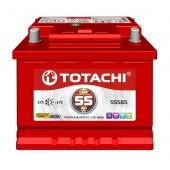 Аккумулятор Totachi для Хендай Солярис 2011-2016 55Аh 540А артикул: 4589904929953