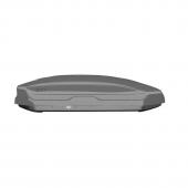 Бокс на крышу LUX TAVR 197 серый металлик 520L