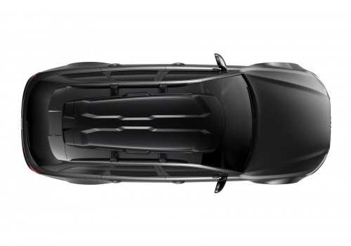Бокс на крышу Thule Vector Alpine Black Metallic 380L-5