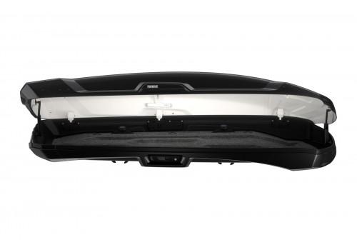 Бокс на крышу Thule Vector Alpine Black Metallic 380L-7