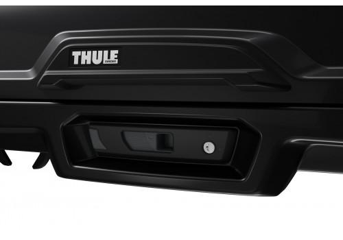 Бокс на крышу Thule Vector L Black Metallic 430L-8