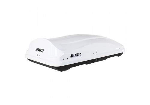 Бокс на крышу Diamond 351 белый ATLANT 8595-2