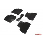Ворсовые коврики 3D для Suzuki Vitara 2015-н.в. артикул: 86296