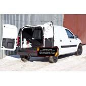 Обшивка стенок грузового отсека 2 мм. Lada Largus 2012-2019 фургон шагрень