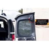Обшивка задних дверей (без скотча) Lada Largus 2012-2019  шагрень