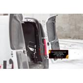 Внутренняя обшивка стоек задних фонарей (без скотча) Lada Largus 2012-2019 фургон шагрень