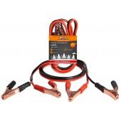 Провода прикуривания 400А (2,5м, 12/24В) (серия STANDARD) (SA-400-09S)