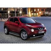 "Декоративный порог подножка""Premium"" для Nissan Juke, FWD 2010-2016"