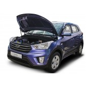 Амортизаторы капота RIVAL Hyundai Creta 2016->