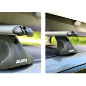 Багажник на крышу ATLANT Аэро для Fiat Doblo 2010-17