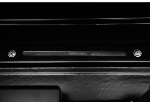 Бокс на крышу LUX TAVR 197 черный матовый 520л-10