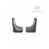Брызговики для Honda Civic 5D 2006-2012 задние, пара