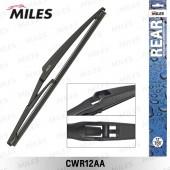 Щетка (дворник) задняя Miles 300 мм артикул: cwr12aa