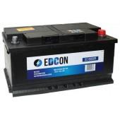 Аккумулятор Edcon для Hyundai Santa Fe III 2012-2018 дизель артикул: dc100830r