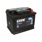Аккумулятор Exide для Хёндай и30 III (2017-2018) артикул: EC550