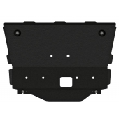 Защита картера и КПП Шериф на Kia Ceed 3 поколение (CD) (2018-...) (1,4T СVT FWD; 1,6 МТ/AT FWD)