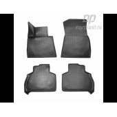 Коврики салонные для BMW X7 (G07) 3D 2018-2020 (4 места) компл