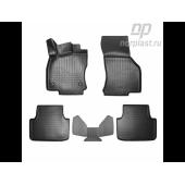 Коврики салонные для Volkswagen Jetta VII (SD) (BU,A7) 3D 2018-2020 компл