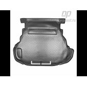 Коврик в багажное отделение с фартуком для Toyota Camry (V50) (SD) (2011-2017) (2,5L)