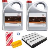 Набор для ТО LEXUS LX 450D 2015-2020 Optimal масло: Toyota 5w30