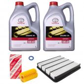 Набор для ТО LEXUS LX 450D 2015-2020 Optimal масло: Toyota 5w40