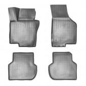 Коврики салонные для Volkswagen Jetta 3D (2015)