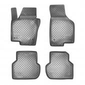 Коврики салонные для Volkswagen Jetta (2011-2015)