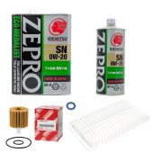 Набор для ТО LEXUS NX 200 2014-2021 Optimal масло:  Idemitsu ZEPRO 0w20