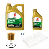 Набор для ТО LEXUS NX 200 2014-2021 Стандарт масло:  Idemitsu 0w20