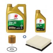 Набор для ТО LEXUS NX 200T 2014-2017 Cтандарт масло:  Idemitsu 0w20