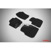 Ворсовые коврики LUX для Volkswagen Polo VI 2020-2020
