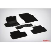 Ворсовые коврики LUX для Suzuki SX4 II 2013-2020