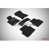 Ворсовые коврики LUX для Acura TLX 2,4 2014-2020