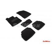3D ворс коврики для Hyundai Sonata VIII (DN8) 2019-2020 артикул: 93053