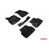 3D ворс коврики для Audi A7 II 2018-2020 артикул: 93009