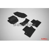 Ворсовые коврики LUX для Volvo XC70 2007-2011